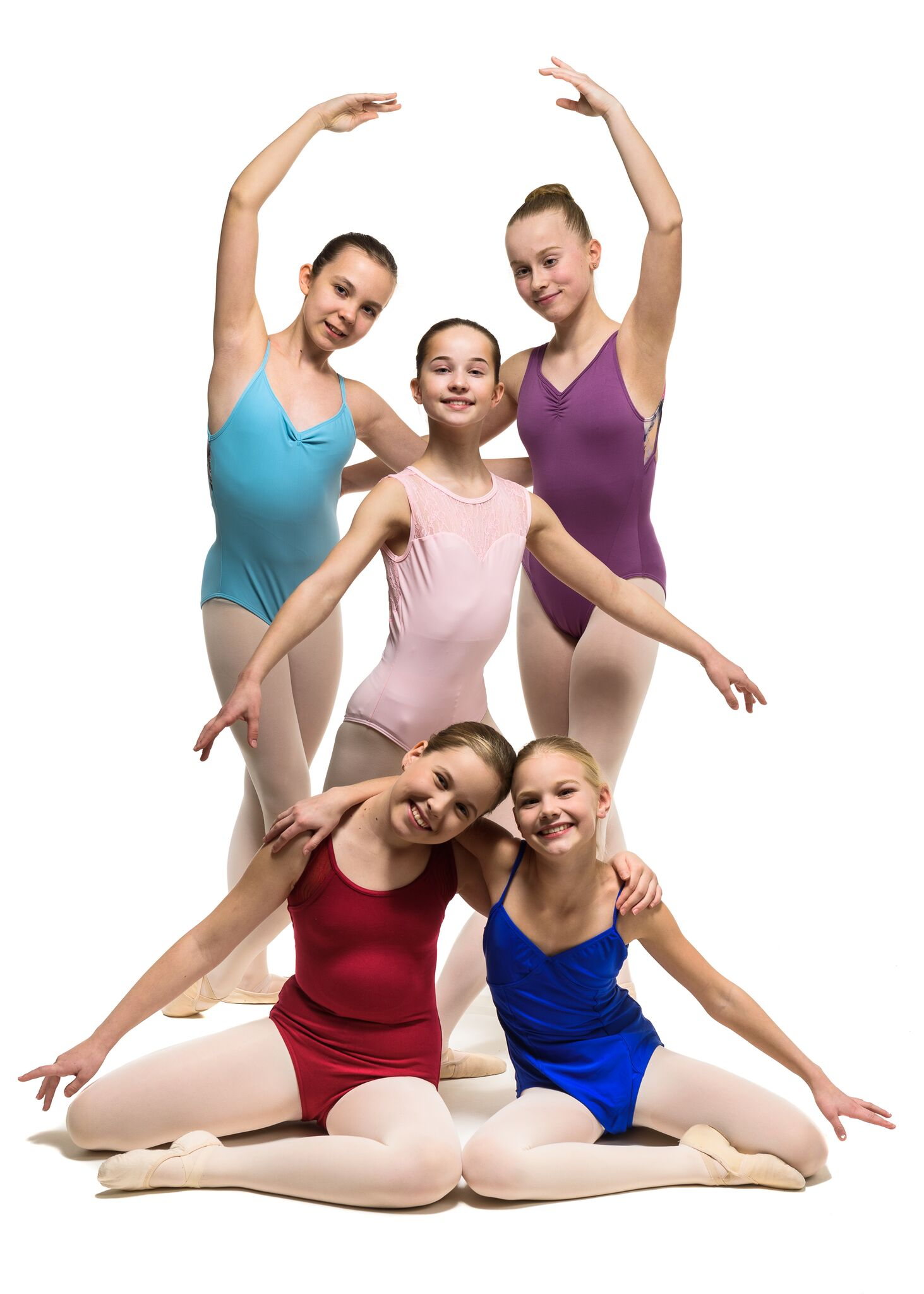 DanceDaily leotards girls